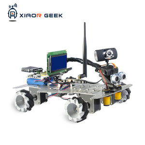 XRMaster Mecanum Wheel Robot-Version 2.0