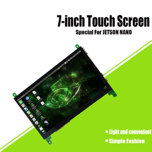 XiaoR Geek 7-inch HDMI capacitive touchscreen for Jetson Nano