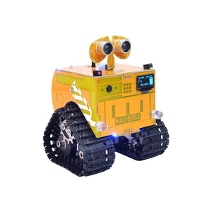 XiaoR GEEK Wuli bot Robot suitable for STEAM education start