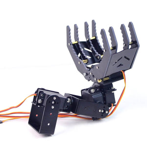 XiaoR Geek 4 DOF Robotic Arm with Servo for Starter Robot Kit (A2 Claw)