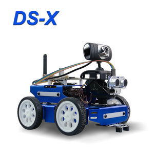 XiaoR Geek DS-X Smart robot car with Raspberry Pi for programming and educational