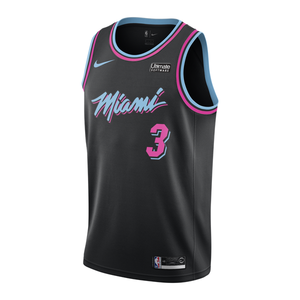 MIAMI HEAT VICE CITY NOIR
