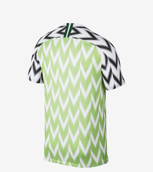 2018 NIGERIA VAPOR MATCH HOME