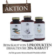 Laden Sie das Bild in den Galerie-Viewer, Schwarzkümmelöl Kapseln, 400 Kapseln/ 1000 mg pro Portion / mit Vitamin E - Made in Germany