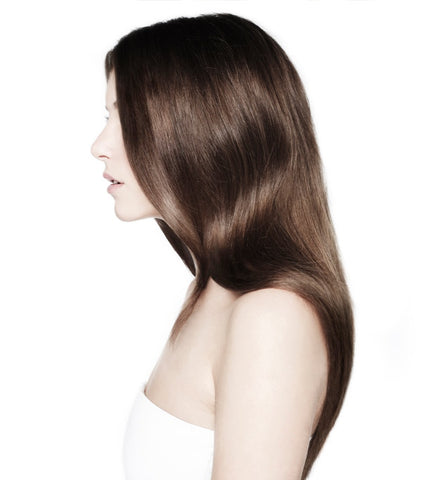 Smooth & Shiny - Quicky Party Hairstyles - Umberto Giannini