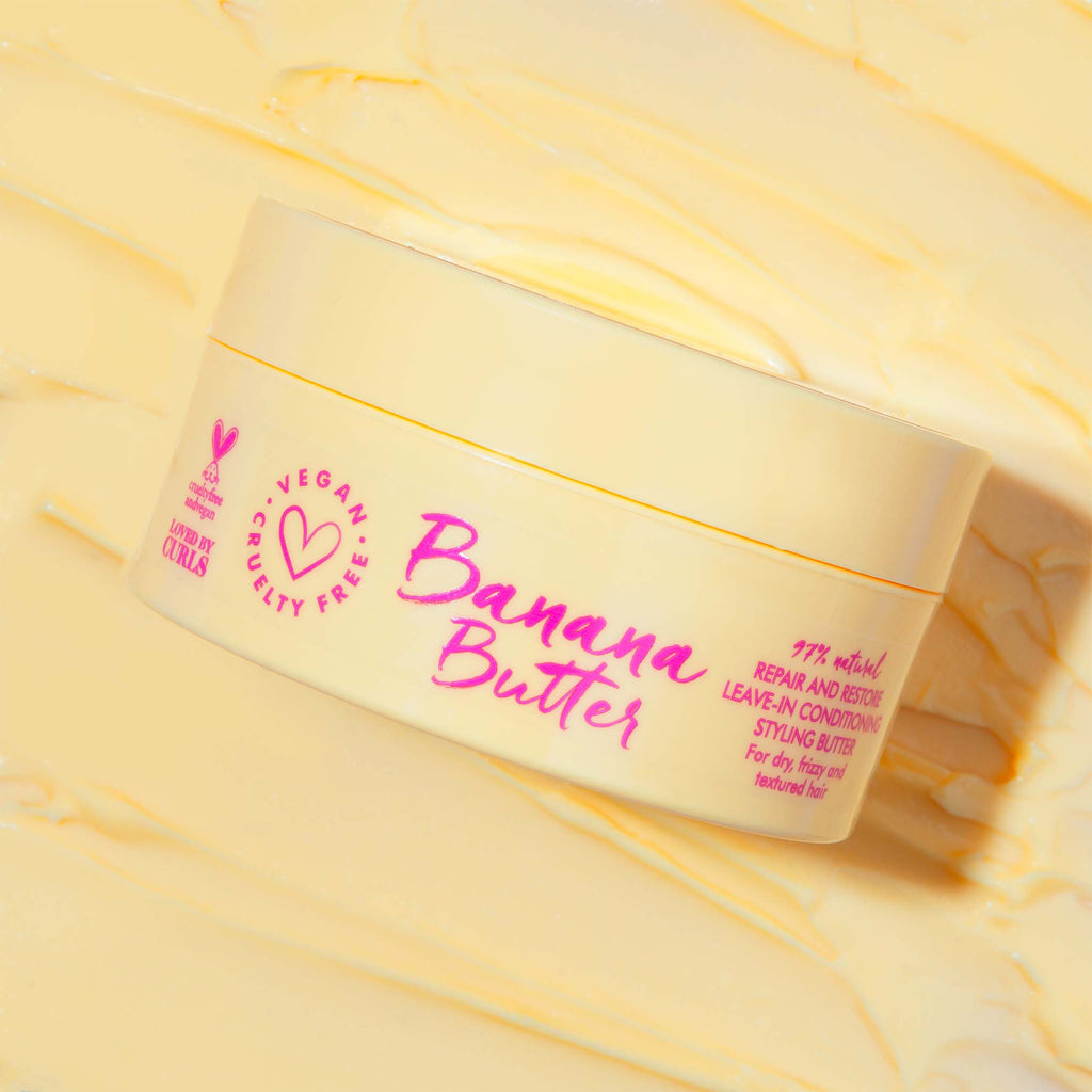 Banana Butter Vegan Leave-In Conditioner