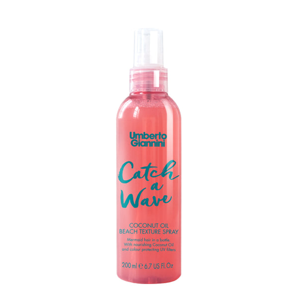 Catch a Wave Coconut Oil Vegan Beach Texture Spray