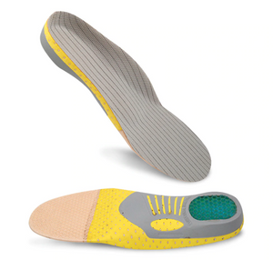 Orthopaedic Gel Insoles For Pain Relief