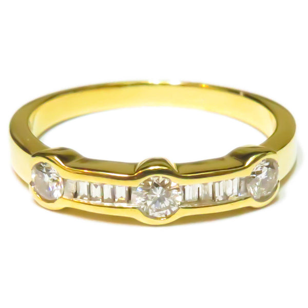Unusual Eternity Ring