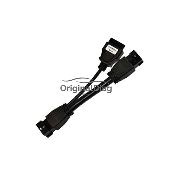 15 pin WABCO test cable 900 200 684 Autocom