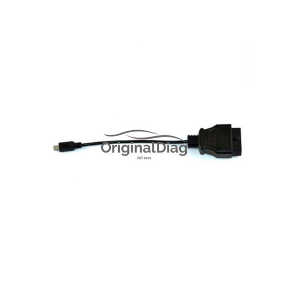 5 pin Mini USB cable 900 200 687 Autocom