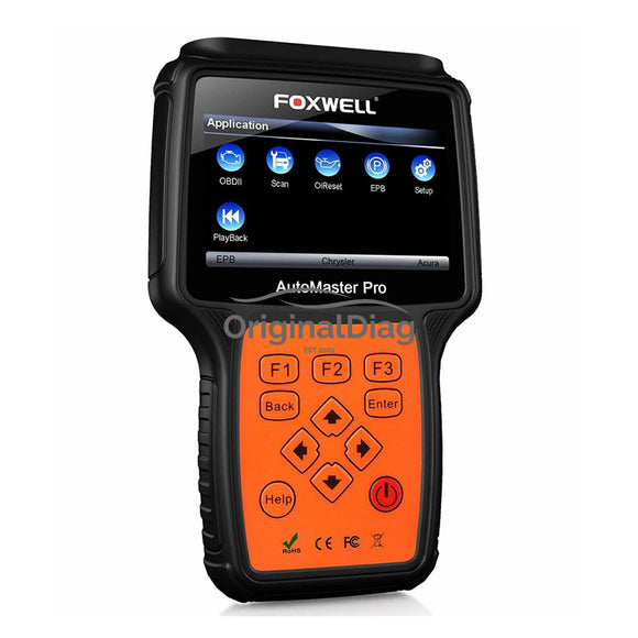 Foxwell |  NT624 Pro ALL System Scan Tool