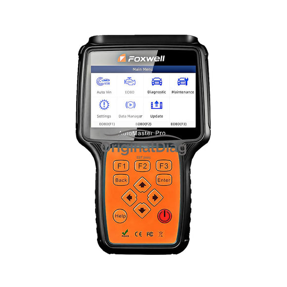 Foxwell | NT680 Pro Professional Diagnostic System
