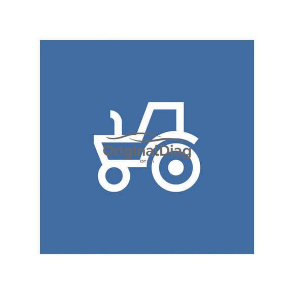 IDC5 PLUS OHW AGRI Software integration P12973 TEXA