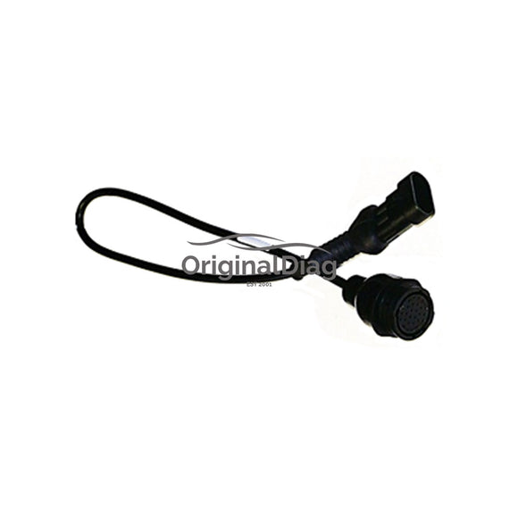 IVECO 3 pin cable for vehicles produced up to 2001 3151/T01 TEXA