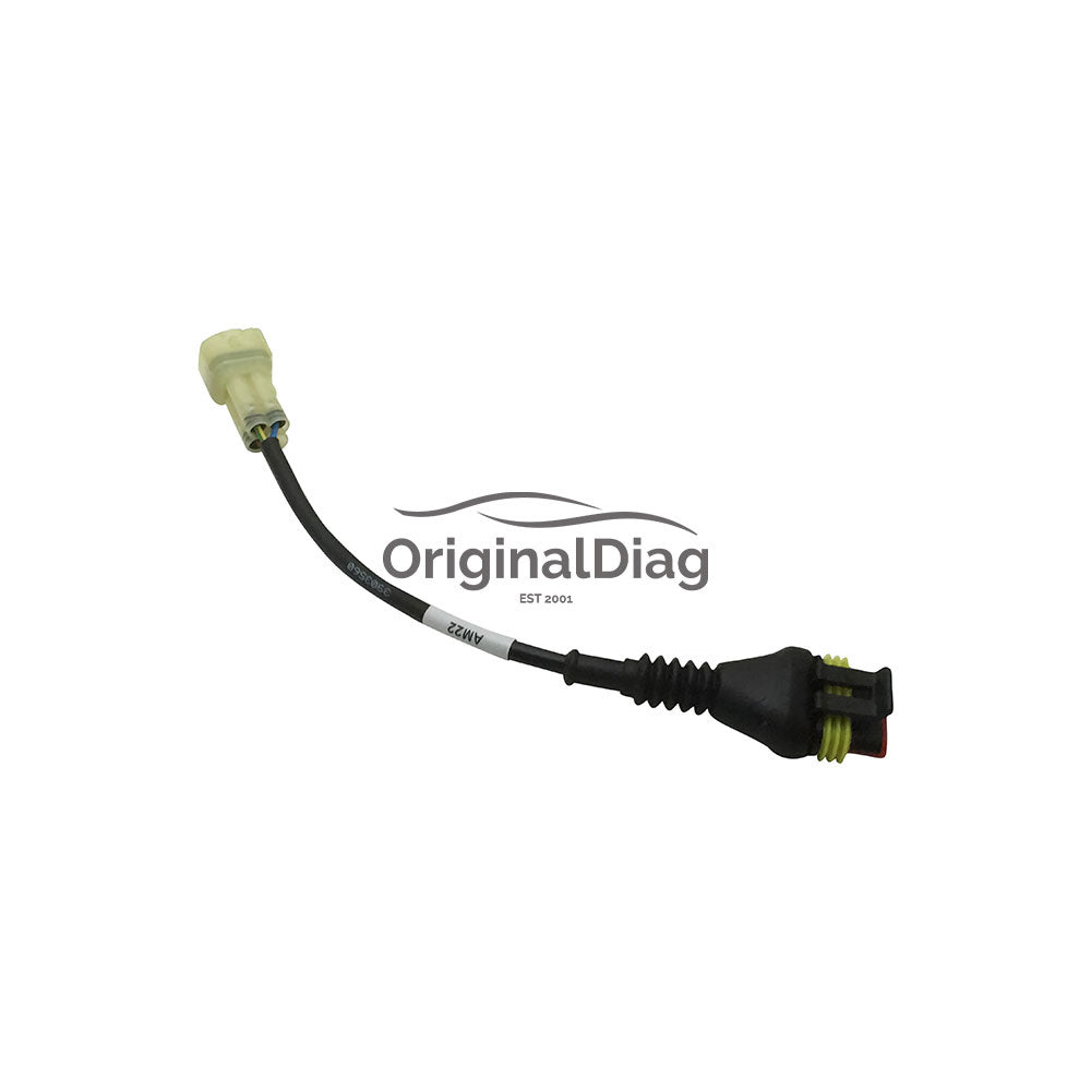 SUZUKI MARINE Diagnostic cable 4 pin to 8 pin connector