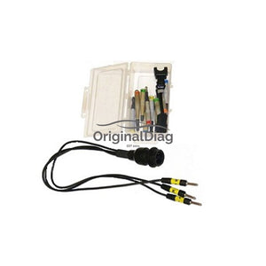 UNIVERSAL multi-socket cable with pin out kit 3151/C14 TEXA