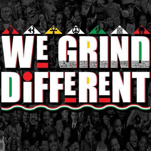 The We Grind Different Collection