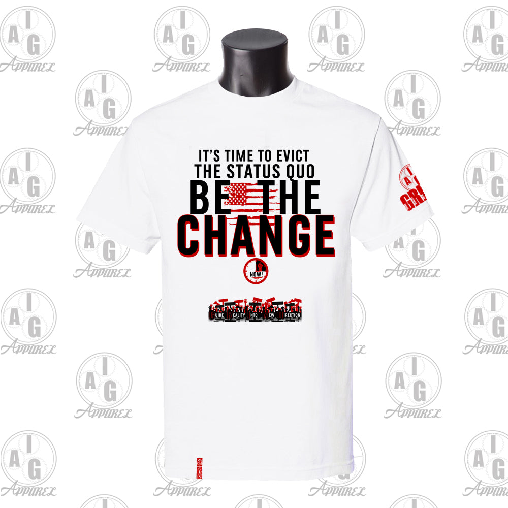 Be The Change Men's Tee