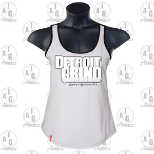 Detroit Grind Ladies Tank Special