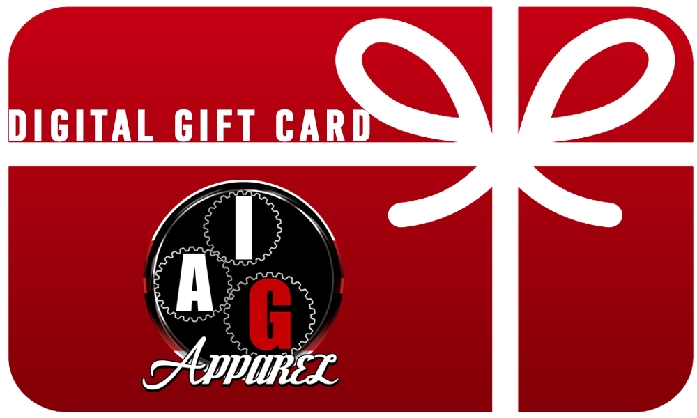 IAG Apparel Gift Card