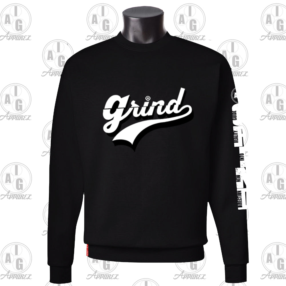 Grind Crew Neck Sweater