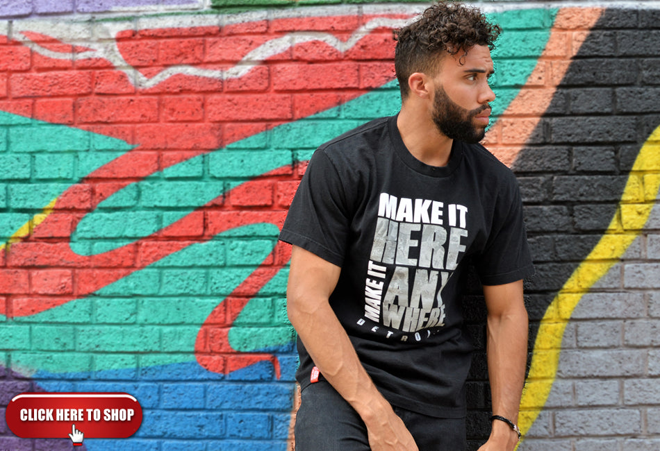 Make It Here Men's Tee
