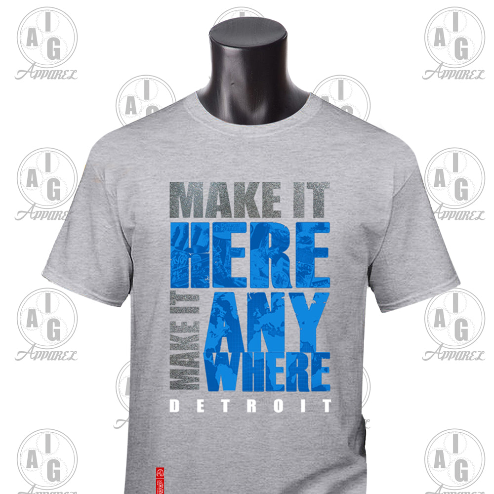 Make It Here Mens Tee Special