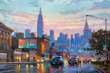 Load image into Gallery viewer, Queens by Max Lanchak fine art giclée print on canvas
