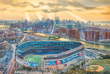 Load image into Gallery viewer, Yankee Stadium by Roustam Nour fine art giclée print