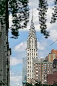 Chrysler Building color photograph by Alex Leykin fine art giclée print