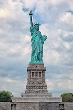 Load image into Gallery viewer, Lady Liberty color photograph by Russel Bach fine art giclée print