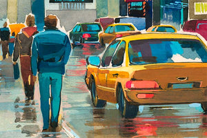 Broadway by Roustam Nour artwork details