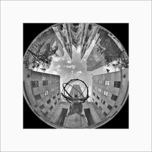 Load image into Gallery viewer, St. Patrick's Cathedral black & white photograph by Alex Leykin matted artwork