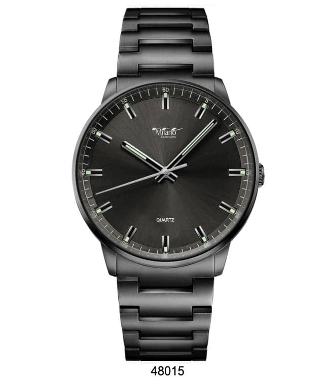 4801 - Metal Band Watch