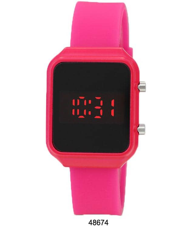 4867 - LED Watch