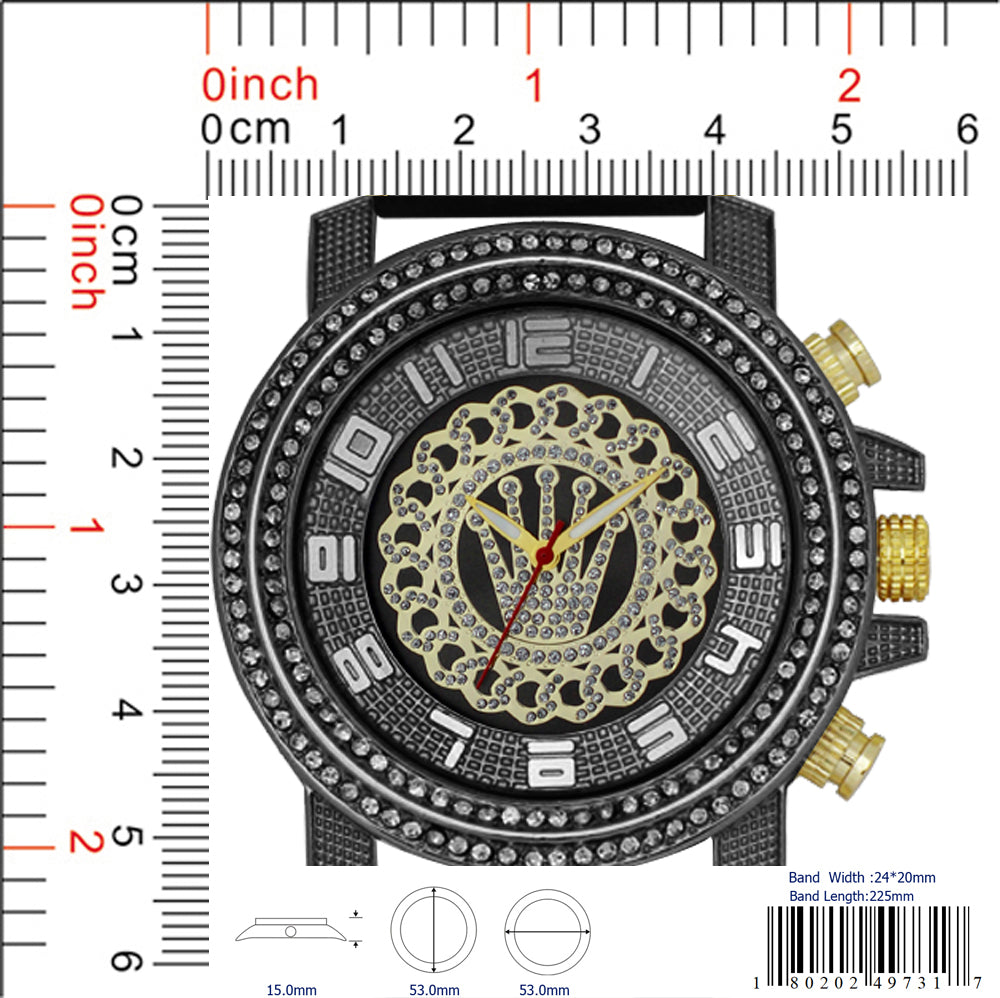 4973 - Bullet Band Watch