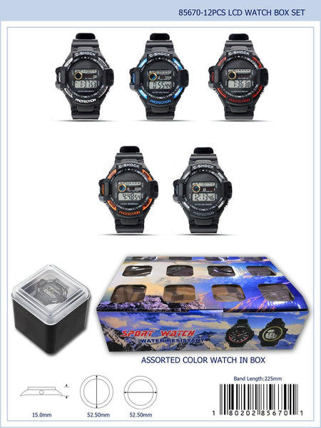 Buy wholesale Digital Watch starting at $40.00