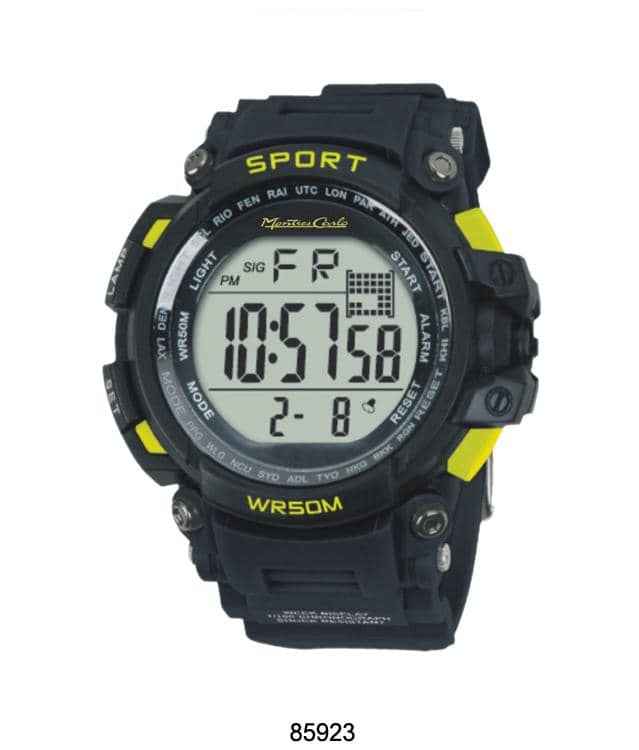 8592 - Digital Watch