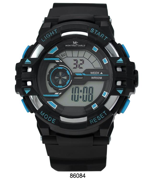 8608 - Digital Watch