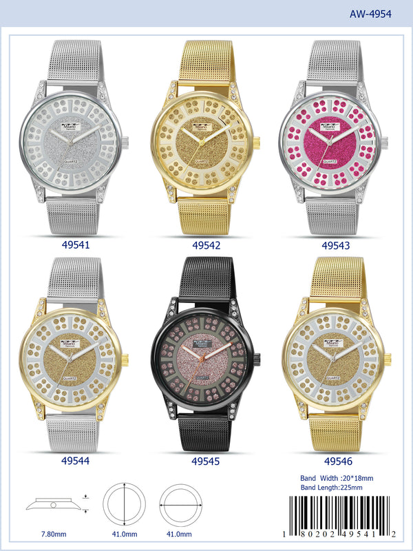 ME4954 - Mesh Band Watch