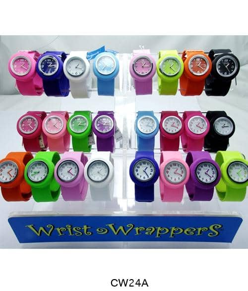 WW Acrylic Display for 24 Watches (CW-24) Wholesale Watch - AkzanWholesale