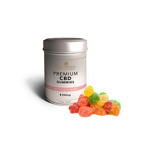 CBD Chill Bear Gummies