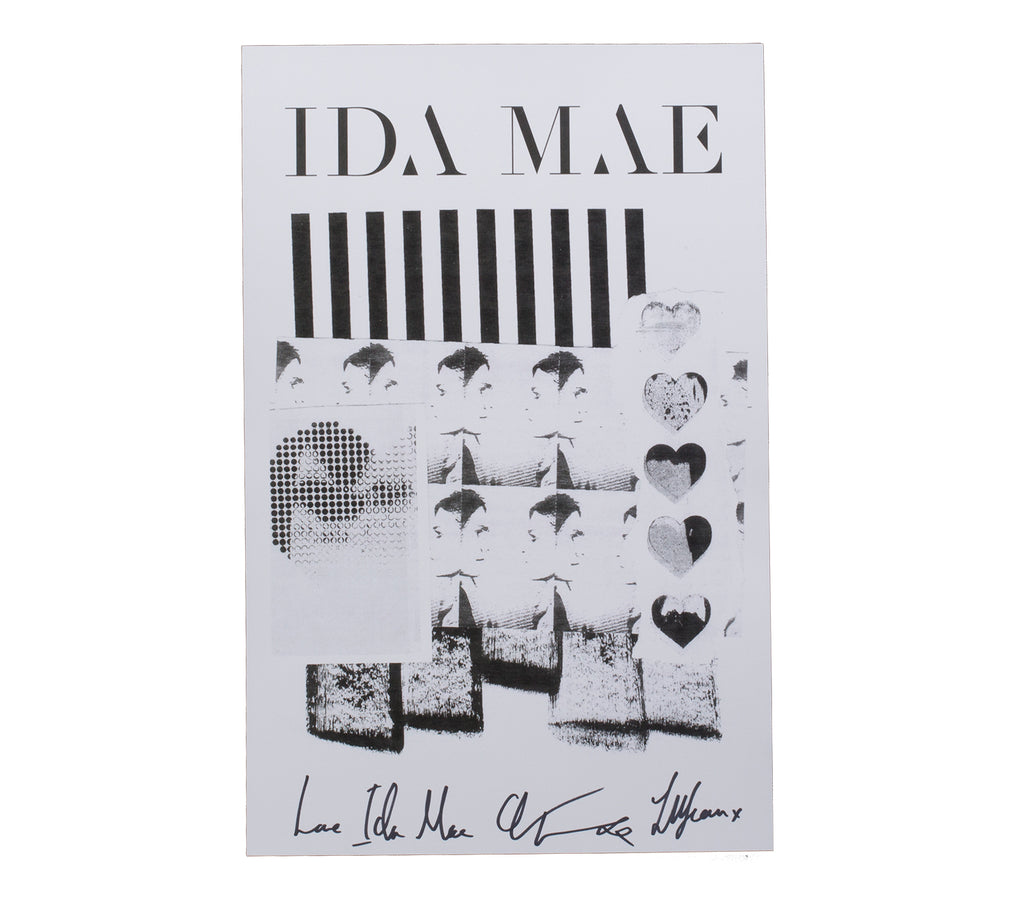 Ida Mae Poster (Autographed)