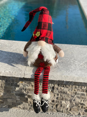 Northern Plaid Gnome