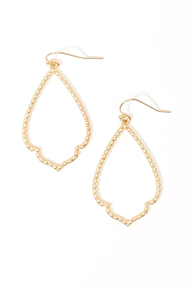 Julia Earrings Gold