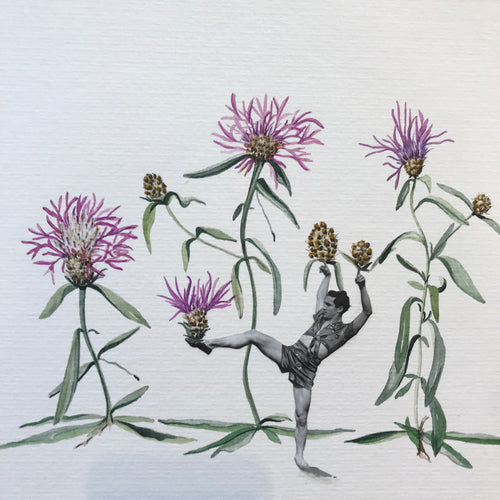 Thistle dance / SOLD