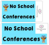 T10 || Owl Conference Full Day Stickers