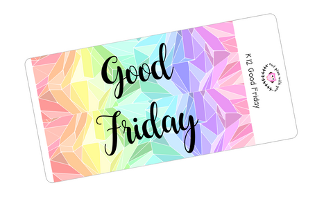 20 Mix and Match Full Day Stickers For Erin Condren Teacher Planners
