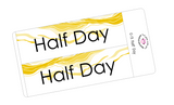 G13 || Geode Half Day Full Day Stickers